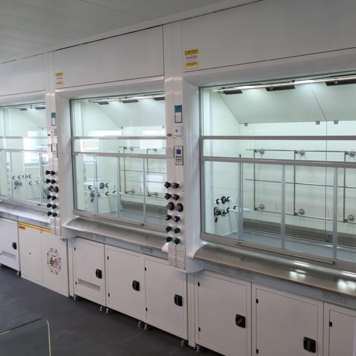 APEX fume cupboards