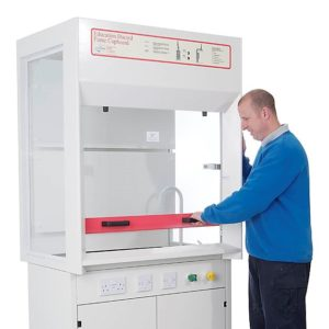 Fume cupboard servicing packages keep you safe and compliant