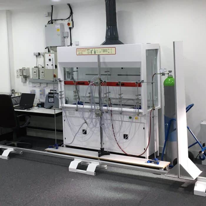 Clean Air's In-House Type-Testing Facility
