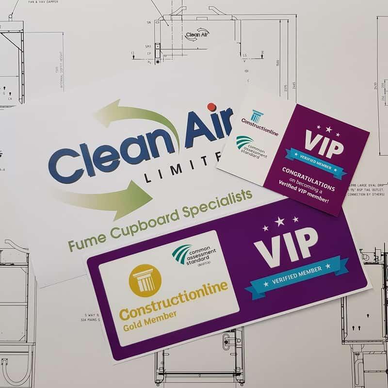 Constructionline VIP verified
