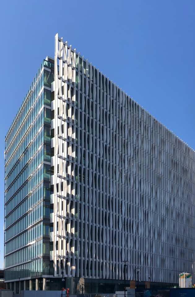 Michael uren Building, Imperial College London, Clean Air fume cupboards